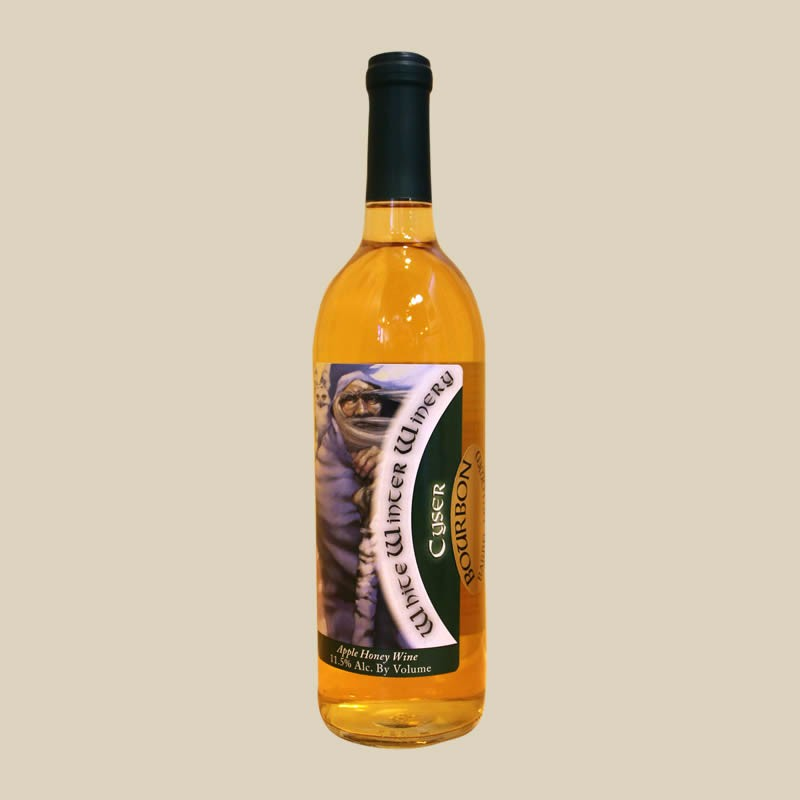 cyser_bourbon-mead_white_winter_winery
