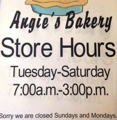 Angies-Bakery-Hours