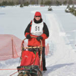 Iron River annual sled dog race